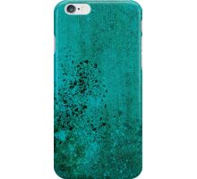 Blue Splash iPhone Case/Skin