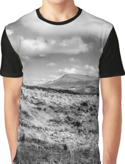 Donegal Scene Graphic T-Shirt