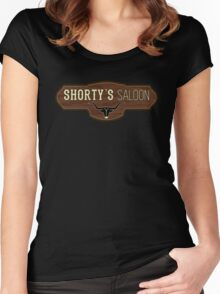 Shorty's Women's Fitted Scoop T-Shirt