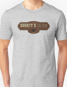 Shorty's Unisex T-Shirt