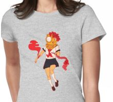 Burial at Sea Womens Fitted T-Shirt
