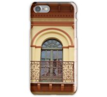 Windows and Balcony iPhone Case/Skin
