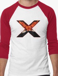 X Men - Jean - Red Men's Baseball ¾ T-Shirt