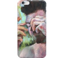 lead us not into temptation iPhone Case/Skin