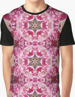 Orchid Star Graphic T-Shirt