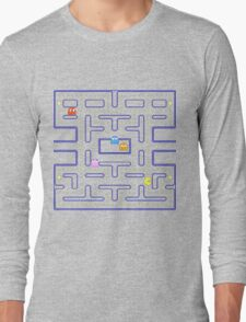 Pacman Long Sleeve T-Shirt