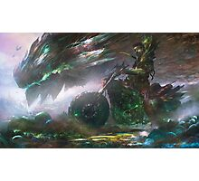 Raizel the Dragon Breeder Photographic Print