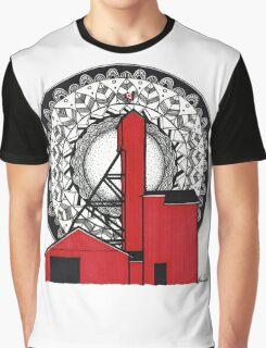 Toburn Mine Graphic T-Shirt