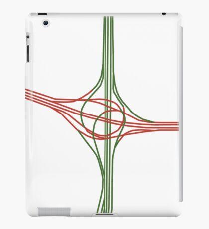 i70 - i25 interchange iPad Case/Skin
