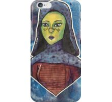 Barriss Offee & Background iPhone Case/Skin