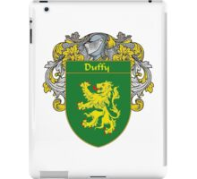 Duffy Coat of Arms/Family Crest iPad Case/Skin