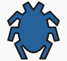Blue Beetle One Piece - Short Sleeve