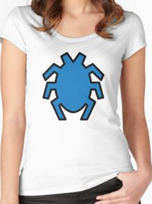 Blue Beetle Women's Fitted Scoop T-Shirt