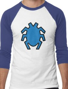 Blue Beetle Men's Baseball ¾ T-Shirt