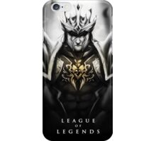 Jarvan IV iPhone Case/Skin