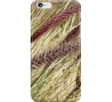 Purple Grass iPhone Case/Skin