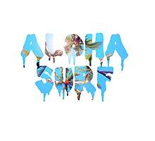 Aloha Surf Photographic Print