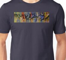 Colored Earth Abstract Unisex T-Shirt