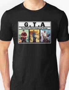 GTA (NWA) Straight Outta Compton T-Shirt
