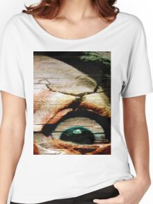 Feels Like I Gotta Lil' Sumthin' In My Eye! Women's Relaxed Fit T-Shirt