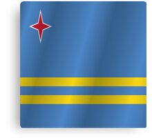 Aruba flag Canvas Print