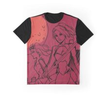 Lili & Grace Graphic T-Shirt