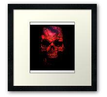 Red Skull - Gears of War 4 Framed Print