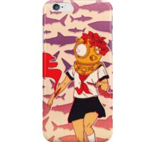 Burial at Sea iPhone Case/Skin
