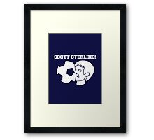Scott Sterling! Framed Print