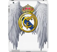 The White Angel Team iPad Case/Skin
