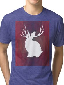 Miike Snow - Geometric Tri-blend T-Shirt