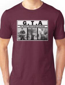 GTA (NWA) Straight Outta Compton Unisex T-Shirt