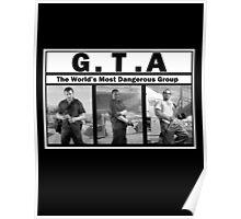 GTA (NWA) Straight Outta Compton Poster