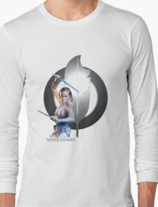 White Canary Long Sleeve T-Shirt