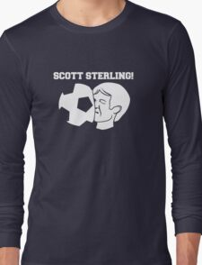 Scott Sterling! Long Sleeve T-Shirt