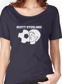 Scott Sterling! Women's Relaxed Fit T-Shirt