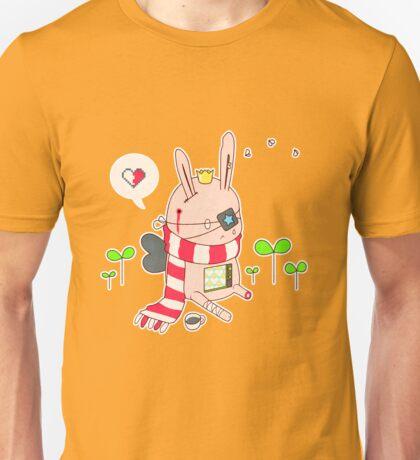 Bunny boy Unisex T-Shirt