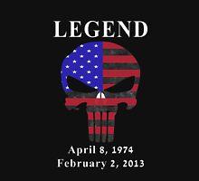 RIP Chris Kyle Memorial, the Legend Long Sleeve T-Shirt