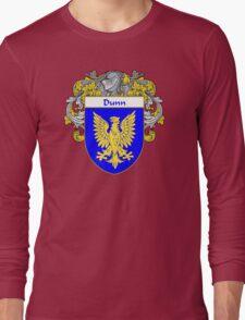 Dunn Coat of Arms/Family Crest Long Sleeve T-Shirt