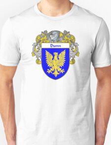 Dunn Coat of Arms/Family Crest Unisex T-Shirt