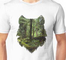 forest wolf Unisex T-Shirt