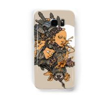 Space Girl Samsung Galaxy Case/Skin