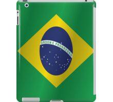 Brazil flag iPad Case/Skin