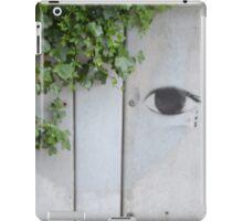 Graffiti Eye iPad Case/Skin