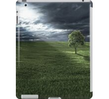 Message from the Great Beyond iPad Case/Skin