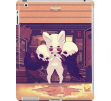 The last day iPad Case/Skin