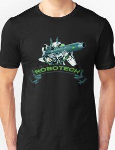 Robotech u,n spacy Unisex T-Shirt