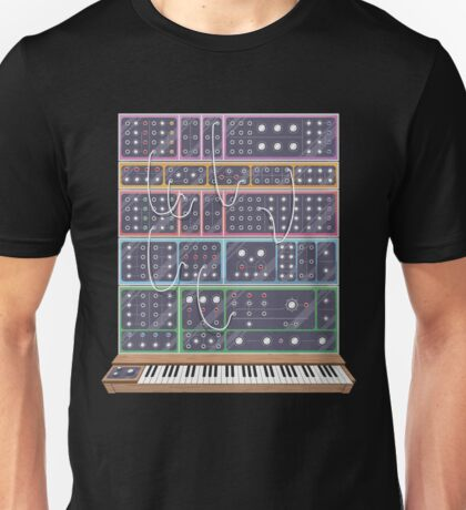 MODULAR SYNTH Unisex T-Shirt