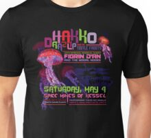 Hakko Drazlip and the Tootle Froots Unisex T-Shirt