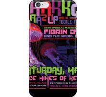 Hakko Drazlip and the Tootle Froots iPhone Case/Skin